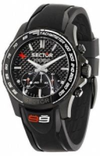 Sector Mod 99 Racing 3h And Multifunction 45mm 10 Atm