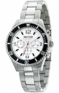 Sector Mod 230 Marine 3h And Multifunction 43mm 10 Atm