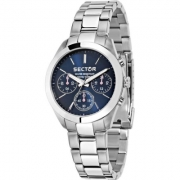 Sector Watches Model 120 R3253588501 - Movement: Quartz - Multifunction - Case