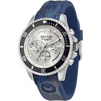 Ceas Sector Watches Mod 230 Marine - Stainless Steel - Multifunction - Quartz - 43 Mm