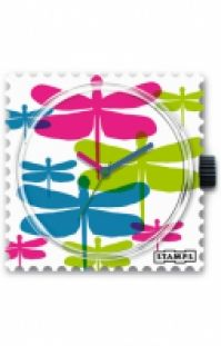 Ceas Stamps Mod Odonata