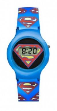 Ceas Superman Watches Mod Sm-01 - Digital - Plastic Band And Case - Plastic Glass