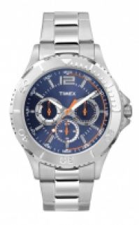 Ceas Timex Watches Mod Main Street Tw2p87600 - Stainless Steel - Mineral Glass - Indiglo