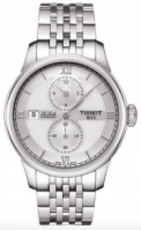 Ceas Tissot Mod Le Locle - Automatic - Ss - Mulitf - Bracialet - Data - Swiss Made