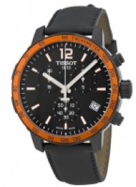 Ceas Tissot Mod Quickster T-sport - Quartz - Ss - Gent - Chrono- Tachymetre - Strap