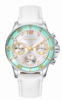 Viceroy Watches Mod Icon 42218-05 - Stainless Steel - Polyurethane - 36mm - 50 Meters
