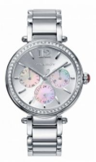 Viceroy Watches Mod Penã‰lope Cruz 471056-15 - Stainless Steel - Chronograph
