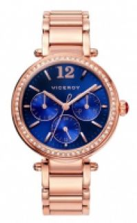 Viceroy Watches Mod Penã‰lope Cruz 471056-35 - Stainless Steel - Chronograph