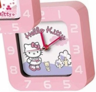 Ceas Wake Up Hello Kitty