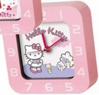 Ceas Wake Up Hello Kitty