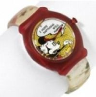 Ceas Disney Snap (fossil Group) Mod Mickey Mouse - Kid Clip