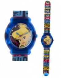 Ceas Disney Snap (fossil Group) Mod Tinker Bell - Kid Clip