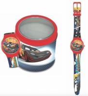 Ceas Walt Disney Kid Mod Cars - Tin Box