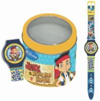 Ceas Walt Disney Kid Mod Jake The Pirate - Tin Box