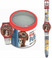 Ceas Walt Disney Kid Mod Pets - Tin Box