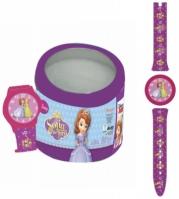Ceas Walt Disney Kid Mod Sofia The 1st - Tin Box