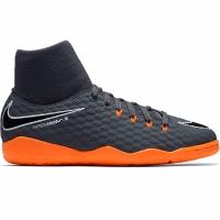 Adidasi fotbal Nike Hypervenom Phantom X 3 Academy DF IC AH7291 081 copii