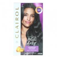 Clairol NICEN EASY AGE DEFY PERMANENT HAIR COLOUR negru