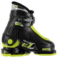 Clapari ski Roces Idea Up pentru fetite