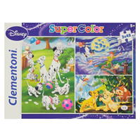 Clementoni Super Color Disney Jigsaw Puzzle