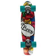 Skateboard Penny Cmp22 Print SBrd91