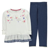 Colanti Crafted Top and Set Child pentru fete