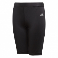 Colanti scurti Adidas Alphaskin Sport negru CW7350 pentru copii teamwear adidas teamwear