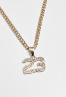 Colier 23 Diamond auriu Urban Classics
