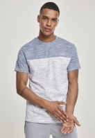 Color Block Tech Tee marled-alb Southpole