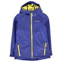 Jacheta Columbia Ridge Softshell pentru fetite