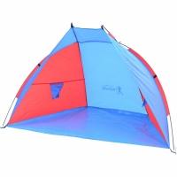 Cort Beach Sun 200x100x105 rosu-albastru Royokamp 1015668