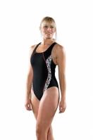 Costum baie femei Groove Pacer Black Maru