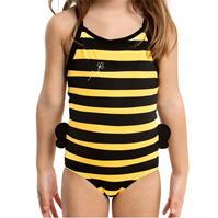 Costum de Inot Funkita Bumble Bee pentru fete pentru Bebelusi
