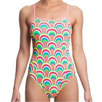 Costum de Inot Funkita Sea Shells pentru Femei