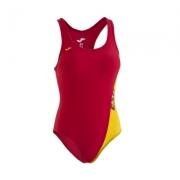Costum de Inot Joma Coe rosu-galben W