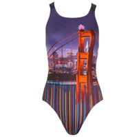 Costum de Inot Maru San Francisco pentru Femei