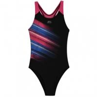 Costum de Inot Slazenger Sportback pentru fetite