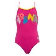 Costum de Inot Arena Waterfeel Xlife Eco pentru fete