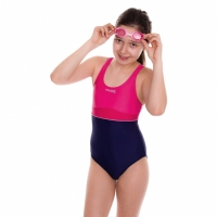 Costume Aqua-Speed Emily bleumarin roz 43 367 copii