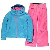 Costum Ski Colmar S2LJ pentru fetite