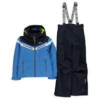 Costum Ski Colmar with Salopettes pentru baietei
