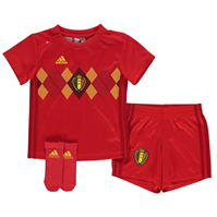 Costumase bebelusi cu echipe fotbal adidas Belgium 2018