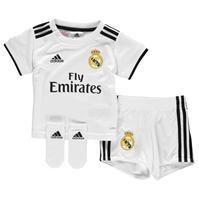 Costumase bebelusi cu echipe fotbal adidas Real Madrid 2018 2019