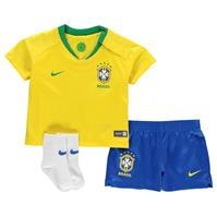 Costumase bebelusi cu echipe fotbal Nike Brazil 2018