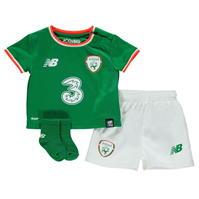 Costumase bebelusi cu echipe fotbal New Balance Ireland 2017 2018