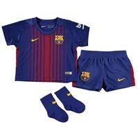 Costumase bebelusi cu echipe fotbal Nike Barcelona 2017 2018