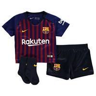 Costumase bebelusi cu echipe fotbal Nike Barcelona 2018 2019