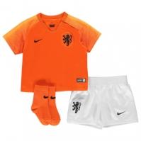 Costumase bebelusi cu echipe fotbal Nike Holland 2018