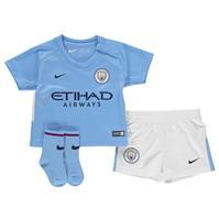 Costumase bebelusi cu echipe fotbal Nike Manchester City 2017 2018