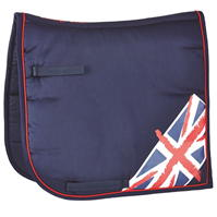 Cottage Craft Union Jack Saddlepad